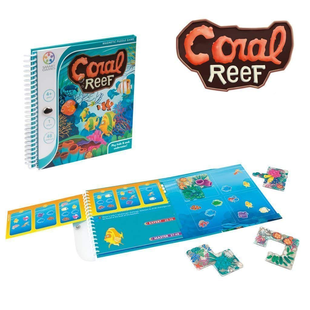 bodegon coral reef
